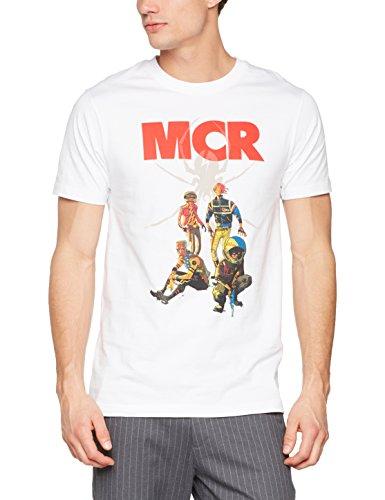 Mister té Joven My Chemical Romance Kill Joys Pinup Camisetas,...