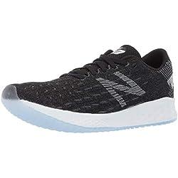 New Balance Fresh Foam Zante Pursuit, Zapatillas de Running para Hombre, Negro (Black/White Black/White), 41.5 EU