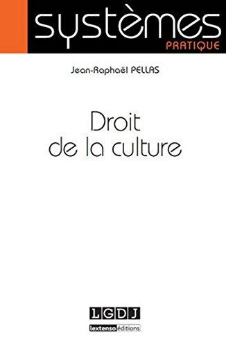 Droit de la culture