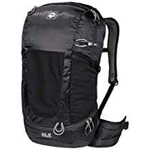 Jack Wolfskin Unisex Adult Kingston 30 Pack Daypack - Black, One Size