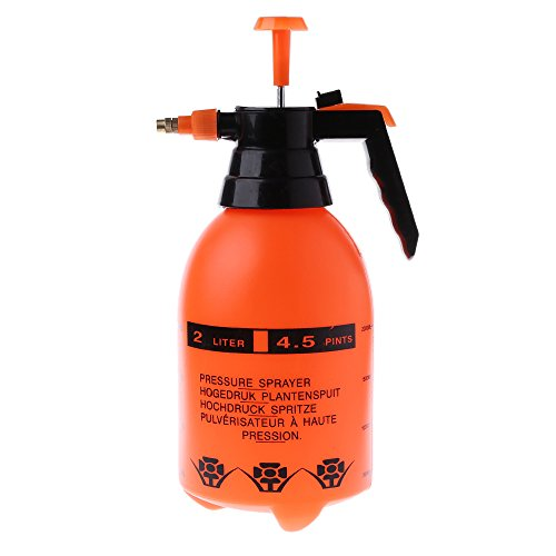 NAIXUE Portable 2.0L Chemical Sprayer Druck Garten Sprühflasche Handheld Sprayer