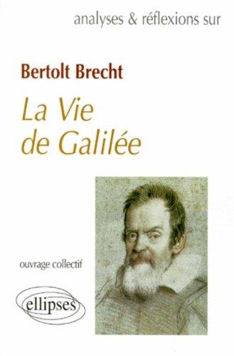 Analyses & réflexions sur Bertolt Brecht,