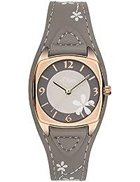 s.Oliver Damen-Armbanduhr Analog Quarz Leder SO-3185-LQ