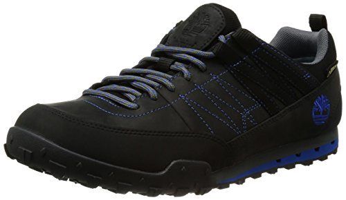 Timberland Greeley Ftp_greeley Approach Low Leather Gtx, Chaussons Sneaker Homme Noir (Black)