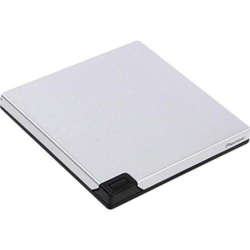 Pioneer BDR-XD05TS Blu-ray BDXL/DVD-Recorder (6x/8x, USB 3.0, Slimline) silber