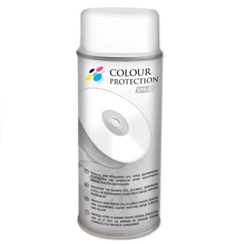 Xlayer Colour Protection Spray Versiegelung 400ml für CDs, Fotos etc.
