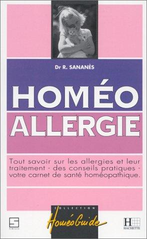Homéoallergi par Roland Sananès