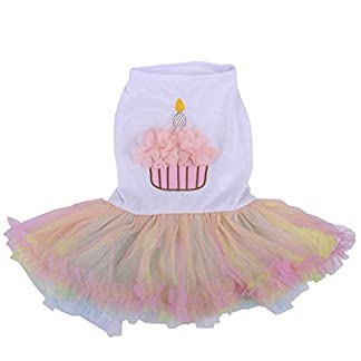 WIDEN ELECTRIC Pearl Dress Pet Skirt Wedding Dresses Princess Dog Cat Summer Clothing Lovely Camisole Gauze Puppy Party Skirts WIDEN ELECTRIC Pearl Dress Pet Skirt Wedding Dresses Princess Dog Cat Summer Clothing Lovely Camisole Gauze Puppy Party Skirts 4183RP 8wkL
