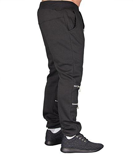 BetterStylz - Pantalon - Homme Noir - Noir