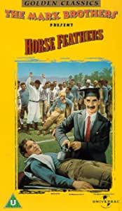 Horse Feathers (Marx Brothers Comedy) [VHS]