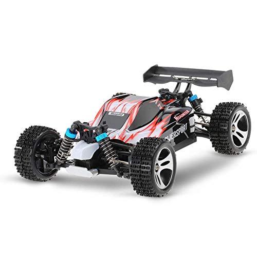 SPFTOY Fernbedienung Auto-Upgrade 540 Bürstenmotor High Speed 50Km / H 1.18 4D 2.4G Auto-LKW-Kinder Fernbedienung Spielzeug High Speed