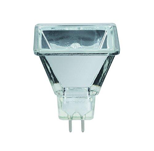 Nieder voltha logen riflettore lampada quadro 35Watt GU5,3Argento 12V (quantità = 2)