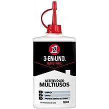 3 EN UNO 3-EN-UNO Aceite lubricante en gotero / aceitera 100ml.
