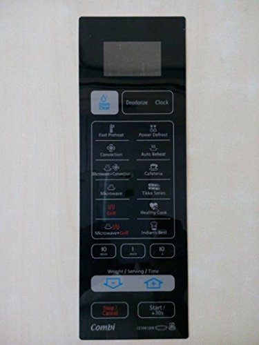 Microwave Oven Membrane Keypad ABLE Model No : CE1041 DFB Black.
