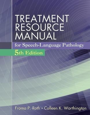 [ { Treatment Resource Manual for Speech Language Pathology (with Student Web Site Printed Access Card) (Revised) } ] BY ( Author ) Jan-2015 [ Paperback ]