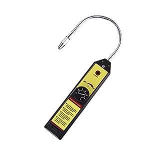 Andoer ® fréon halogène automatique Détecteur de fuite R134a R410a R22a HVAC DE CLIMATISATION