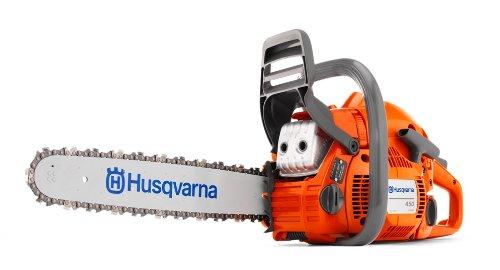 Motorsäge Kettensäge HUSQVARNA 450 E SERIES mit Schnittlänge 45 CM - 50,2 CC
