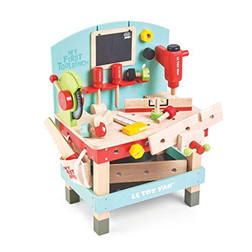 Le Toy Van My First Werkzeug Bench