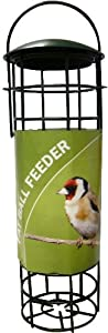 Green Jem Fat Ball Feeder For Wild Birds
