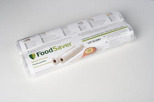 Foodsaver FSR2802-I - Rollos para envasado al vacío