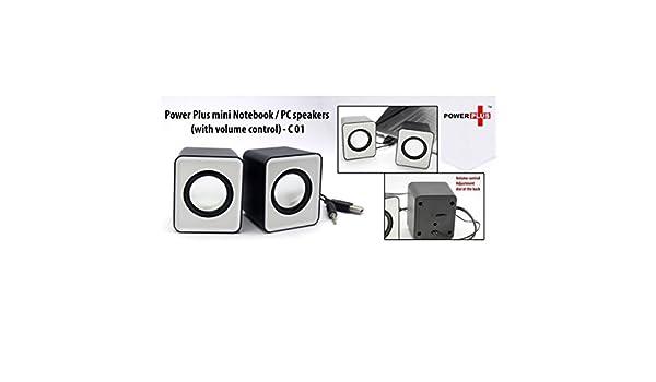 Pc høyttalere power