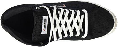 Kawasaki Unisex-Erwachsene Boston Boot, 2.0 High-Top Schwarz (Black, 60)