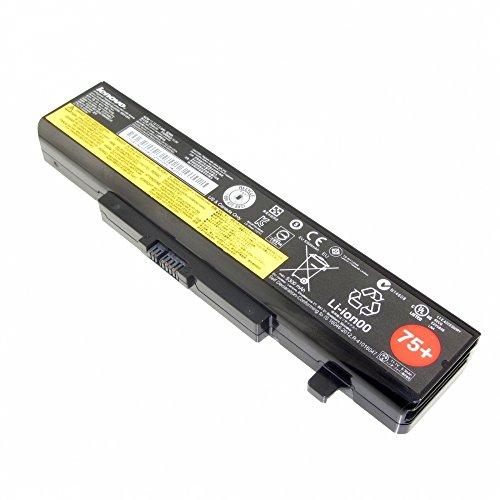 Preisvergleich Produktbild Original Akku Battery 75+,  LiIon,  10.8V,  5600mAh,  schwarz für Lenovo ThinkPad Edge E530