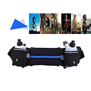 Exerz EXYW-001 Yoga Rad/Stabiler und Rutschfester Yoga Wheel Rolle- um zu Strecken, zu balancieren, die Flexibilität zu erhöhen und Rückbeugen zu verbessern. Lindern Sie Schmerzen und Stress- Schwarz