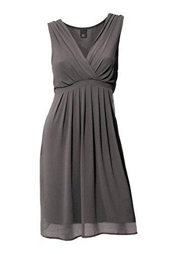 Kleid Trägerkleid von Best Connections Natur
