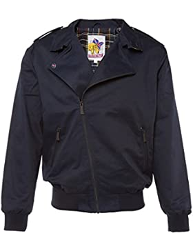 Harrington Elvis, Impermeable para Hombre