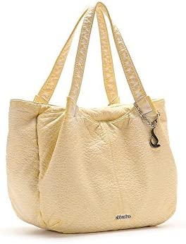 ABBACINO SS16 ABBACINO TRENDY LAVANDOU  / YELLOW - Bolso de hombro para mujer, color amarillo, talla Talla única