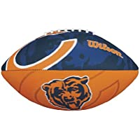 Wilson NFL Chicago Bears Team Logo Junior Football