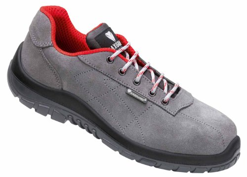 Max Guard C350 Chester Chaussures basses velours gris S1P 47 gris gris