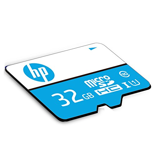 HP 32GB Class 10 MicroSD TF Memory Card (Black)