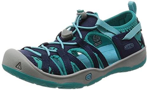 Keen Moxie Sandal Kids Größe 27-28 dress blue/viridian