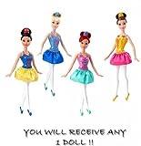 Disney Princess Belle, Cinderella, Schneewittchen, Ariel 27,9cm sortiert Puppen (Lieferung jeden 1)