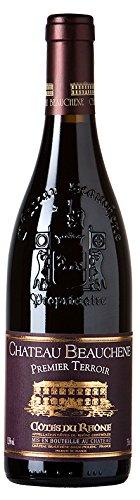 Château Beauchene Côtes du Rhône Premier Terroir 2014/2016 Trocken (6 x 0.75 l)