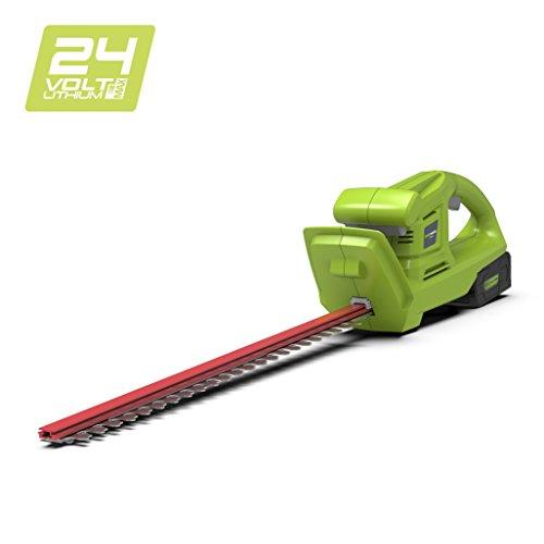 Greenworks 24V Akku-Heckenschere 47cm (ohne Akku und Ladegerät) - 2201207