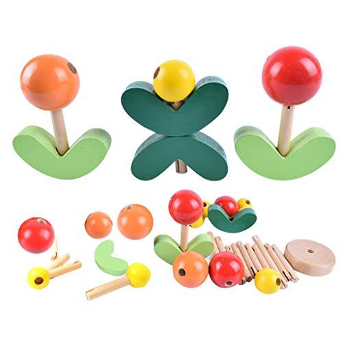 Tianya Juguetes educativos-Juguete de madera educativo del...