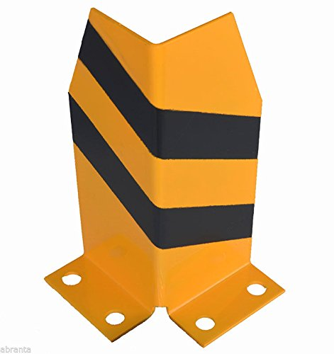 10x B-Ware Anfahrschutz Palettenregal Rammschutz Eckrammschutz, 40cm hoch