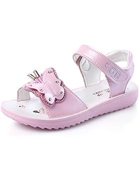 Zapatos de Sandalias Planas de Niña de Verano Niños Princesa