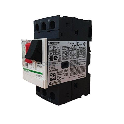 Interruptores de circuito magneto-térmicos schneider GZ1 - 13A hasta 18A