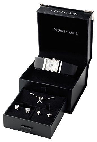 pierre-cardin-black-leather-strap-stainless-steel-designer-watch-crystal-pendant-necklace-jewellery-