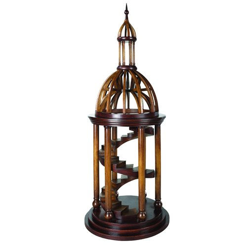 Authentic Models - Architekturmodell - Bell Tower, Glockenturm - Museumsqualität - Wunderbares Dekorationsobjekt
