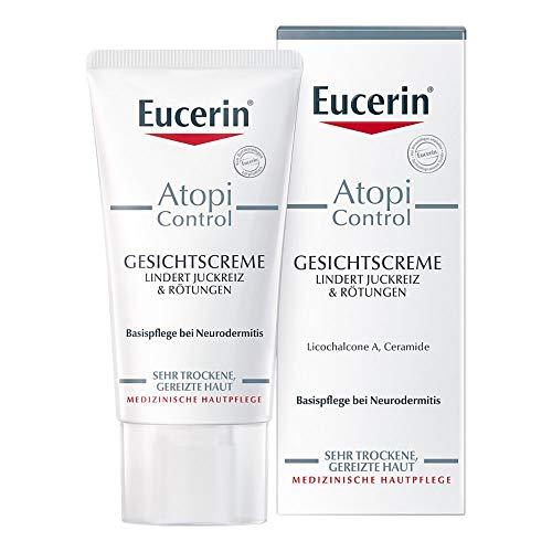Eucerin AtopiControl Gesichtscreme, 50 ml -