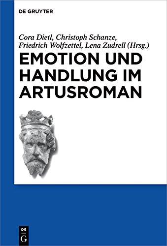 Emotion und Handlung im Artusroman (Schriften der Internationalen Artusgesellschaft 13)