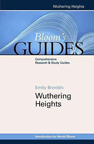 [(Wuthering Heights)] [Edited by Prof. Harold Bloom] published on (June, 2008)