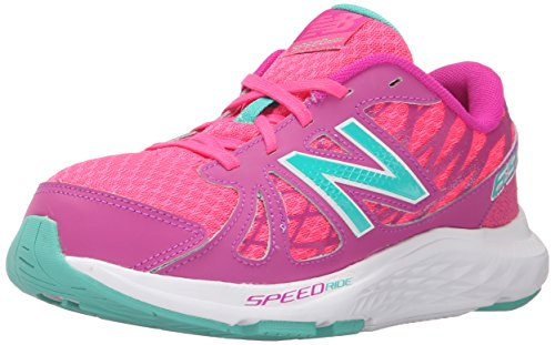 New Balance Kinder-Unisex NBKJ690GAP Gymnastik Pink/Green