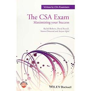 The CSA Exam: Maximizing your Success