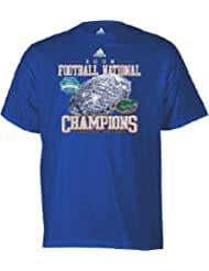 Florida Gators Youth Niño 2008 BCS Champions Crystal T-shirt camisa